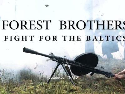 """НАТО на стороне нацистов: ролик о """"Лесных братьях"""" вызвал волну осуждения"""