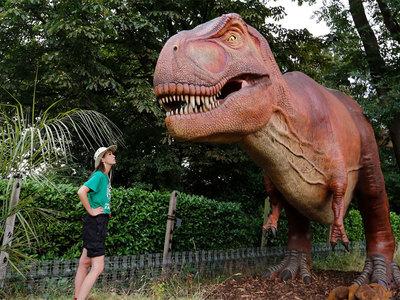 В лондонском зоопарке появятся динозавры