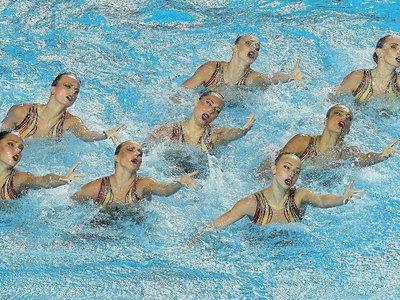 Российские синхронистки принесли очередную золотую медаль