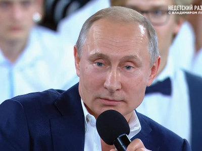 Владимир Путин оказался Платовым