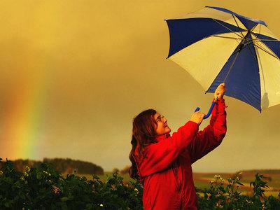 В выходные в большинстве регионов России будет облачно и дождливо