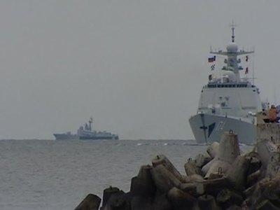 На Балтике начинаются совместные российско-китайские морские учения