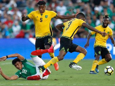 Футболисты Мексики сложили полномочия обладателей Кубка КОНКАКАФ