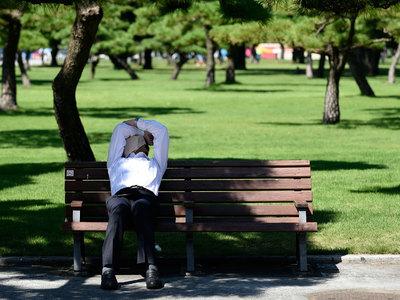 От жары в Японии пострадали свыше 2,5 тысяч человек