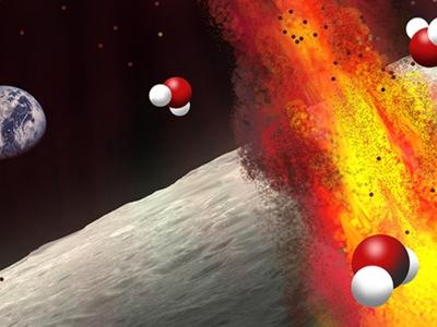 Внезапно: на Луне обнаружены огромные запасы воды