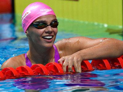 Пловчиха Ефимова вышла в полуфинал чемпионата мира