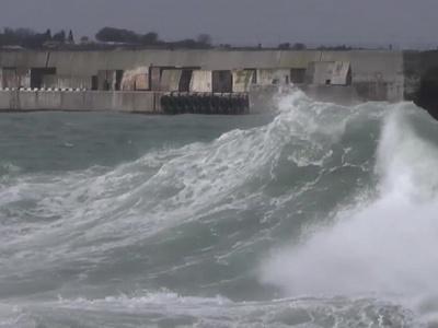 Крушение близ Крыма: сухогруз полностью ушел под воду