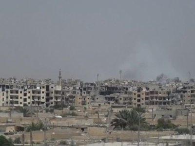 МИД Сирии: на отбитых у боевиков складах нашли химоружие из США и Великобритании