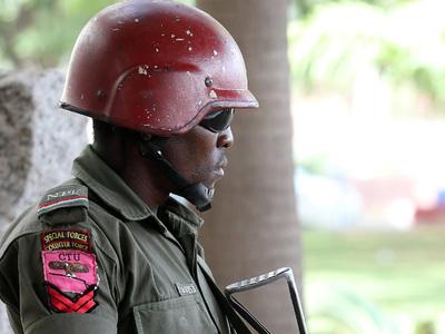 Четыре смертницы подрывались по очереди в нигерийской деревне