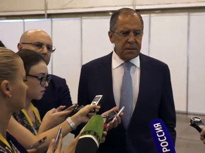 Лавров: РФ и Индонезия будут противодействовать идеологии терроризма