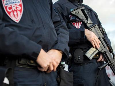 На вокзале во французском Ниме задержан один человек