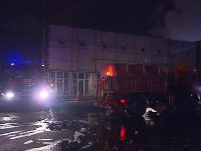 В Ленобласти неизвестные сожгли 7 автобусов