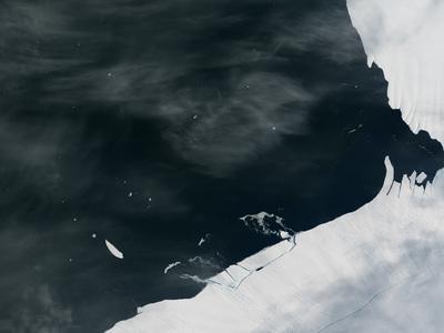 Под льдами Антарктиды нашли 91 вулкан