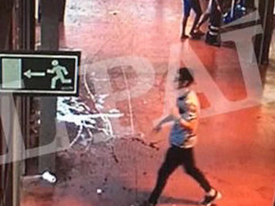 Атака в Барселоне: террорист ушел с Рамблы через рынок