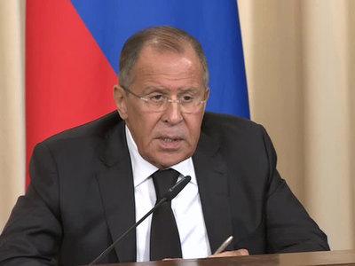 Лавров: вопрос вокруг прямого авиасообщения РФ с Египтом может скоро проясниться
