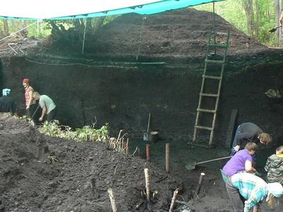 Российские археологи обнаружили на Урале артефакты эпохи мезолита