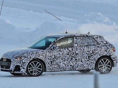 Новый Audi A1 породнится с VW Polo