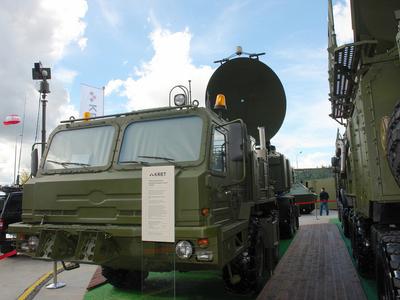 Военным передали партию новейших комплексов радиоэлектронной борьбы