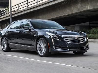 В GM рассказали, когда в России начнут продавать Cadillac CT6