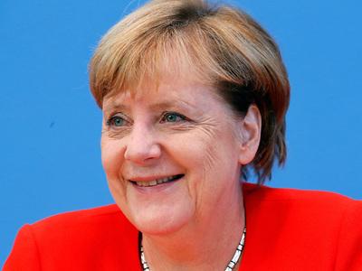 Ангела Меркель одержала победу в своем избирательном округе на севере Германии