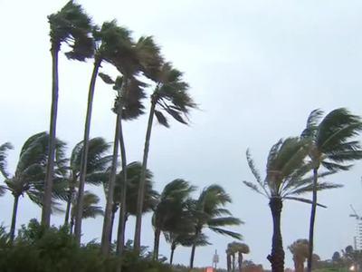 """Ураган """"Пилар"""" направился к Мексике, а """"Мария"""" - к северу США"""