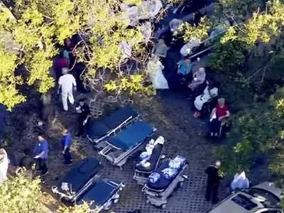 """Ураган """"Ирма"""" погубил 8 обитателей дома престарелых"""