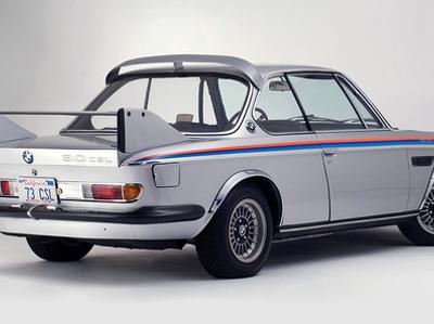 BMW вернет к жизни культовую аббревиатуру CSL