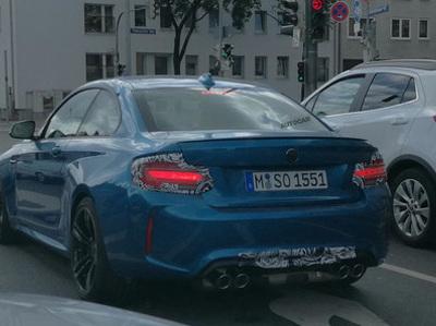 BMW готовит к выходу хардкорный вариант купе М2
