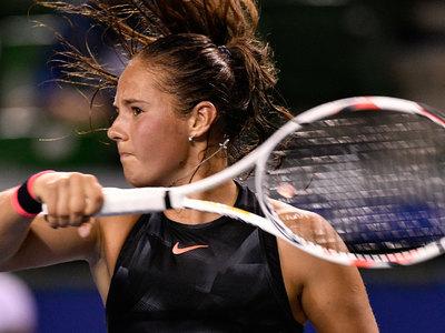 Дарья Касаткина проиграла на турнире в Токио