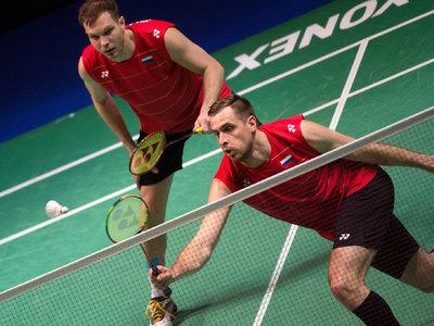 Бадминтонисты Иванов и Созонов продолжают борьбу  на этапе Мировой Суперсерии