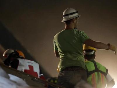 Мексика: жертв землетрясения уже 286