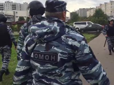 """У ТЦ """"Москва"""" задержаны 30 мигрантов"""