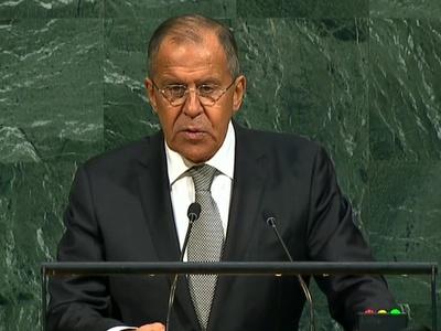 Лавров обвинил НАТО в развязывании холодной войны
