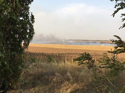 Под Донецком взорвался склад боеприпасов