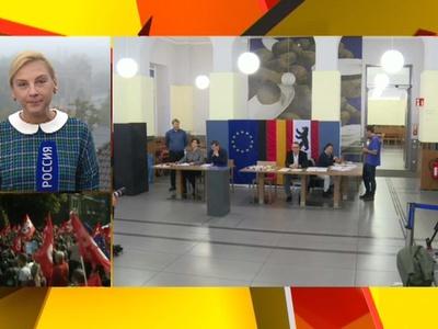 В Германии открылись избирательные участки
