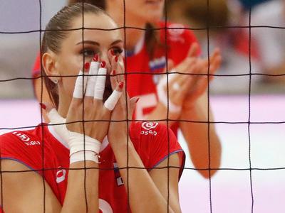 Волейбол. Россиянки сыграют с победителем пары Польша - Турция