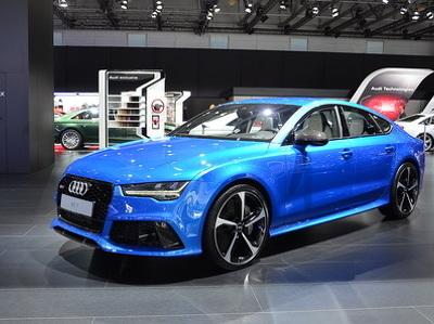 """Новое поколение Audi RS 7 будет быстрее и мощнее """"Порше"""""""