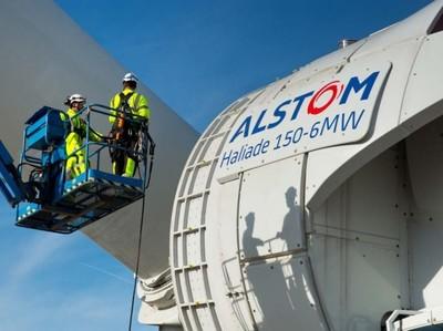 Франция выступила за слияние Alstom с Siemens