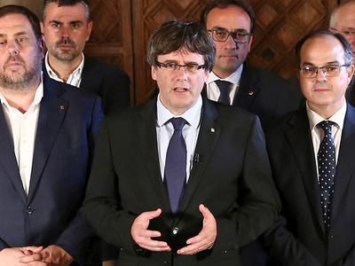 Испанские власти не собираются арестовывать Пучдемона