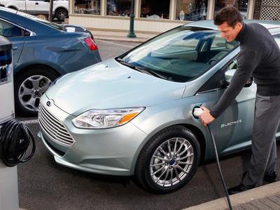 Ford создает отдельную команду для разработки электрокаров