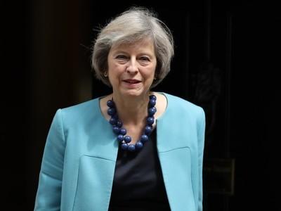 Мэй обсудит Брекзит с британским бизнесом