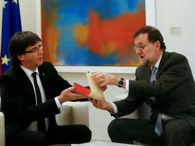 """Глава Каталонии объявит """"постепенную независимость"""""""