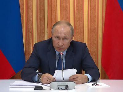 Рекордный урожай: Путин пообещал АПК 20-миллиардную помощь