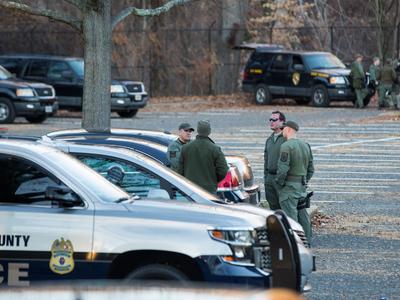 Жертвами мэрилендского стрелка стали три человека. Его имя известно