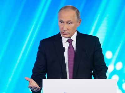 Путин побещал мгновенный и зеркальный ответ на выход Штатов из РСМД
