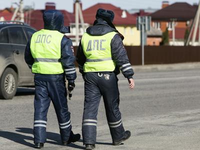"""Гаишникам запретили устраивать """"засады"""" на дорогах"""