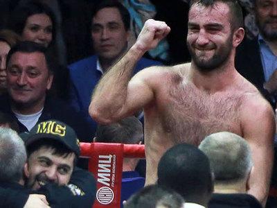 Мурат Гассиев нокаутом защитил титул чемпиона мира по версии IBF