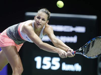 Итоговый турнир WTA. Плишкова обыграла Уильямс-старшую