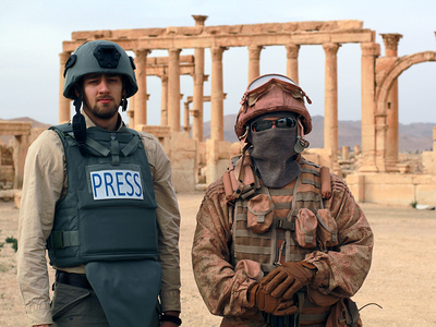 "Телеканал ""Т24"" покажет ""Сирийские хроники"" в двух сериях"