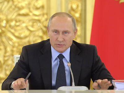 Путин: ОПК должен быть готов к новым внешним ограничениям